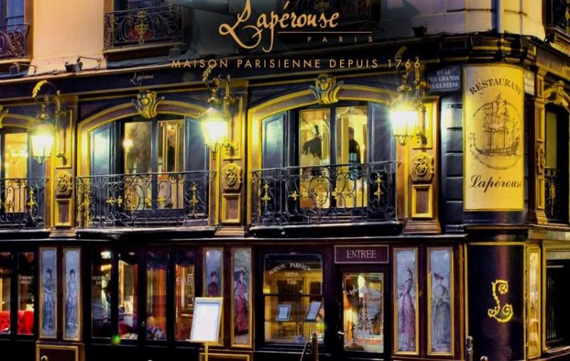巴黎6区laperouse餐馆