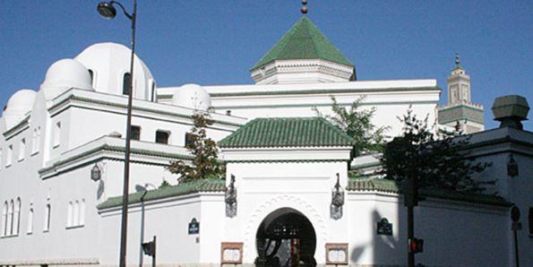 Mosquée de Paris巴黎清真寺