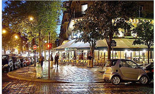 双偶咖啡馆 Les Deux Magots