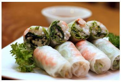 巴黎越南餐馆