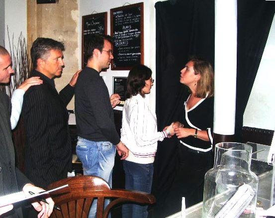黑暗餐厅 Dans le Noir1