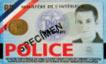 法国警察证件