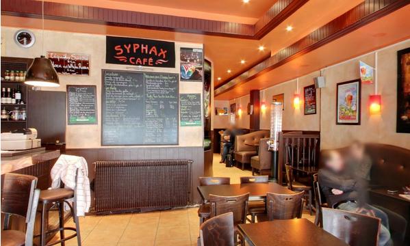 巴黎9区Le Syphax酒吧