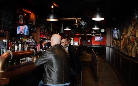 巴黎2区Le Hetfeeld's酒吧
