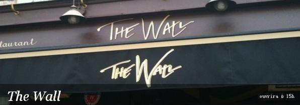 巴黎5区The Wall酒吧