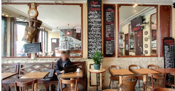 巴黎18区La chope du chateau rouge酒吧