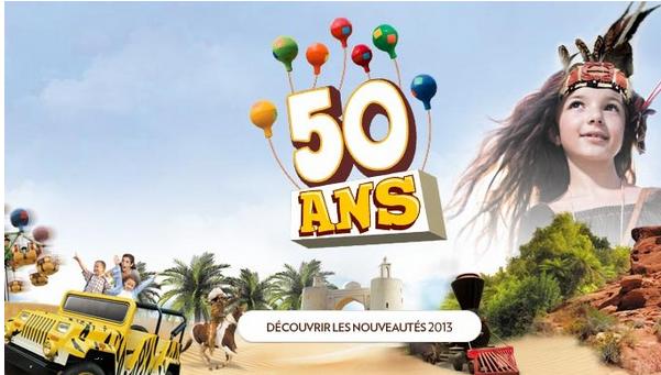 沙海公园La Mer de Sable 50周年庆