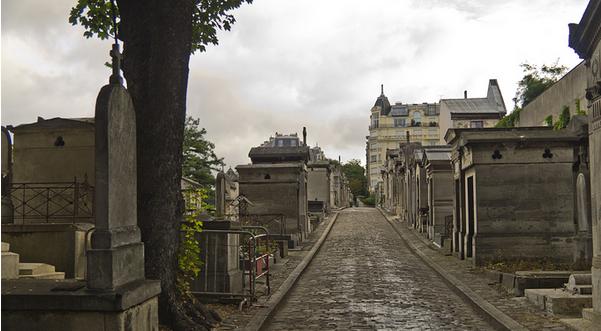 Cimetière Montparnasse 公墓