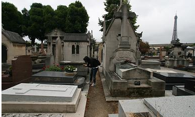 Cimetière de Passy 公墓