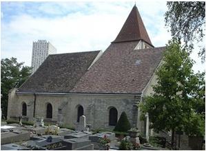 Cimetière Le Calvaire 公墓