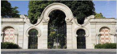 Le cimetière des chiens 巴黎宠物墓地
