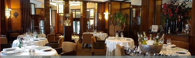 lutetia-paris 餐馆