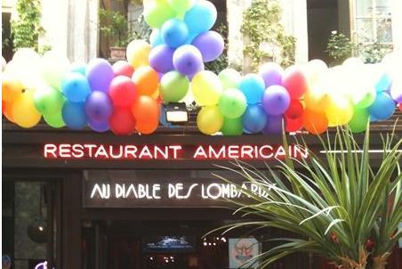 魔鬼夜叉餐厅  Le Diable des lombards