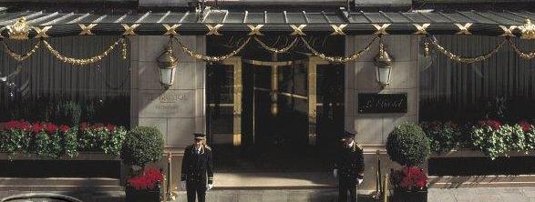过一把贵族瘾  Hotel le Bristol
