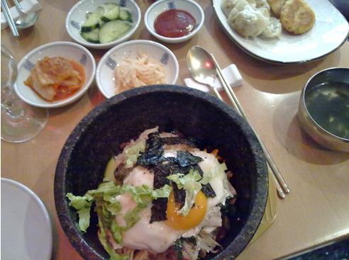 HANG-A-RI 韩餐
