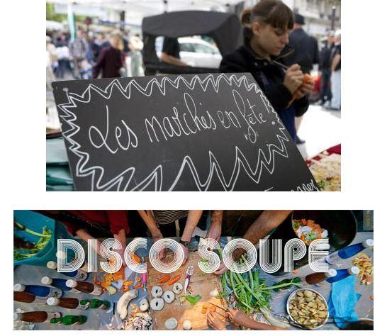 巴黎Disco Soupe