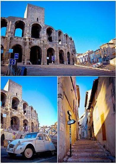 罗马古迹遍布的阿尔勒