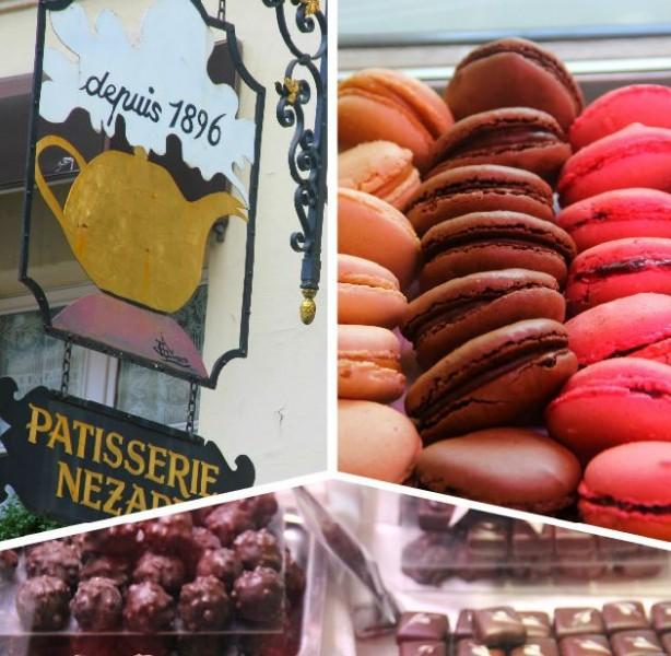 百年Nézard甜品