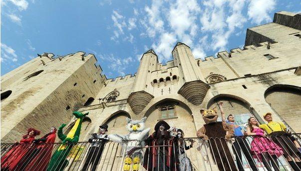 Festival d'Avignon 去阿维尼翁看戏