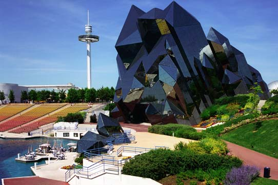 法国未来影视城 Parc du futuroscope