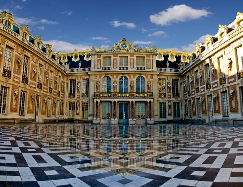 凡尔赛宫 chateau de Versailles