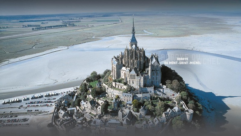 米歇尔山 Mont Saint Michel