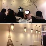 巴黎美食美客pavillon crevette餐馆