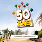 沙海公园La Mer de Sable 50周年庆 儿童进场免费玩!妈妈们快行动吧!