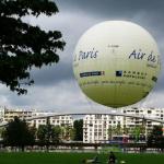 暑期内优惠乘坐雪铁龙公园里的热气球(还可以带儿童免费乘坐)