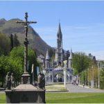 朝圣之路尔德市Lourdes小城