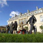 法国总统府爱丽舍宫花园每月开放一次