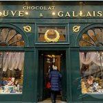 Debauve&Gallais 超过两百年的巧克力店!