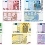 假钞贩子盯上了欧元 三步识别假钞