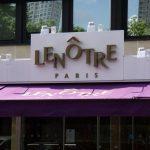 逛巴黎著名♥甜點店♥の低调美味 LENôTRE.