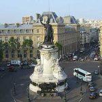 协和广场的埃及方尖碑