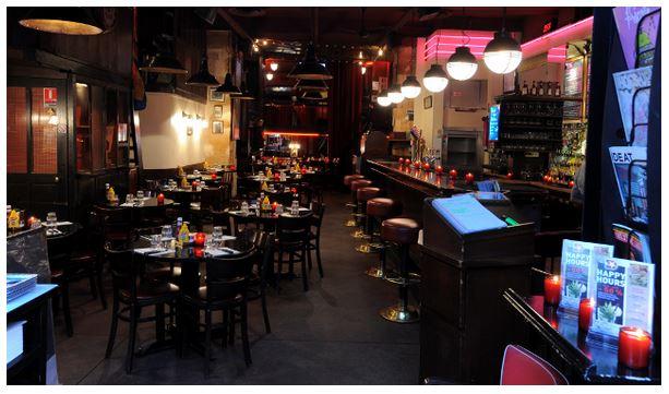 魔鬼夜叉餐厅酒吧 Le Diable des lombards