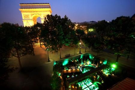 小宝酒吧推荐~L'Arc Paris 奢华动感的光彩流离